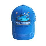 WINGS OF FREEDOM CAP DUTCH BLUE_