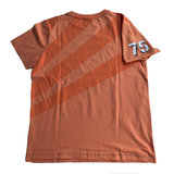 WINGS OF FREEDOM CREST SHIRT FLAME ORANGE _