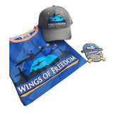 WINGS OF FREEDOM SET T-SHIRT_