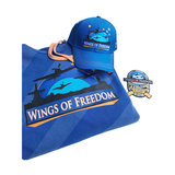 WINGS OF FREEDOM SET HOODIE_