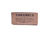 CARAMELS CANDY_