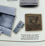 P-38 CAN OPENER _