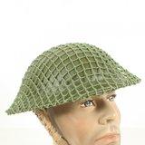 British Helmet Net Green_