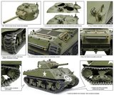 TANK M4 A3 (105) HOWITZER 75046_
