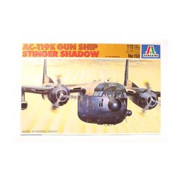 AC-119K GUN SHIP STINGER SHADOW 1:72