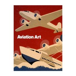 AVIATION ART KAARTEN