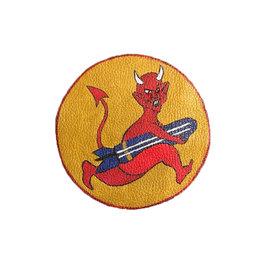 LEDEREN PATCH 535ST BOMB SQUADRON MISSION BELLE