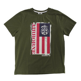 82ND FLAG T-SHIRT
