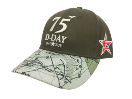 75TH D-DAY CAP