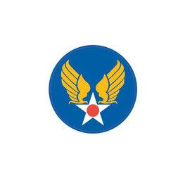 STICKER USAAF