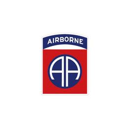 STICKER 82ND AIRBORNE