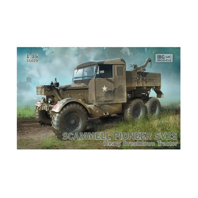 SCAMMELL PIONEER SV2S 1:35