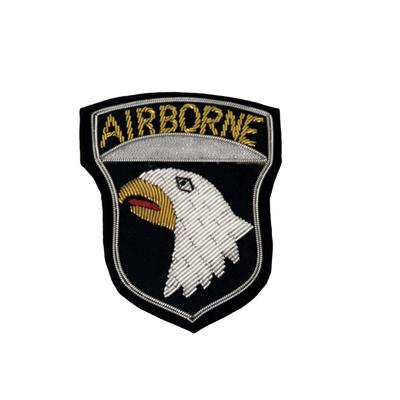 101ST AIRBORNE BULLION PATCH