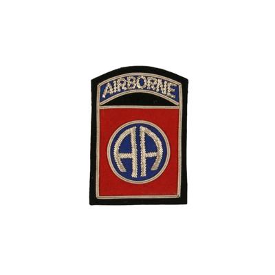 82nd Airborne Wire Bullion Patch