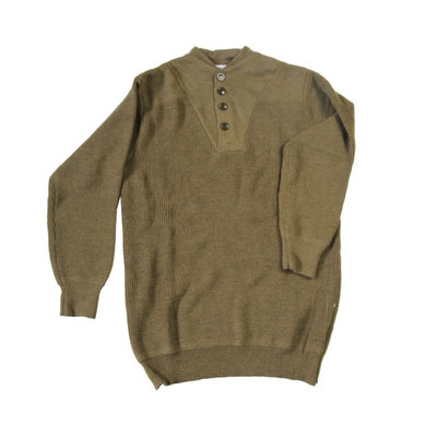 5 BUTTONS SWEATER WOOL