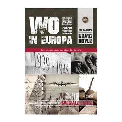 WWII IN EUROPA + DVD