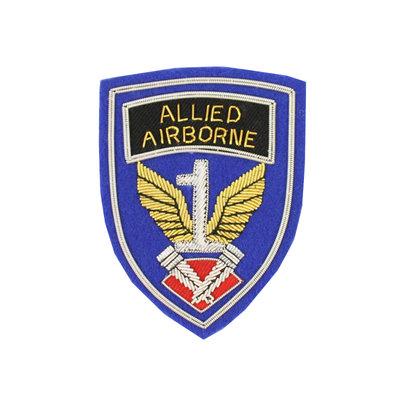 1ST ALLIED AIRBORNE PATCH BULLION