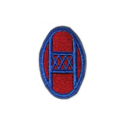 30TH INFANTRY DIVISION OLD HICKORY