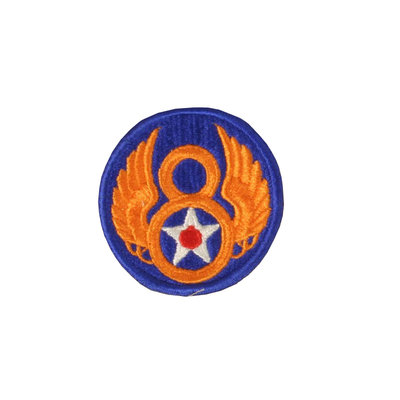 8th AIR FORCE USAAF  PATCH