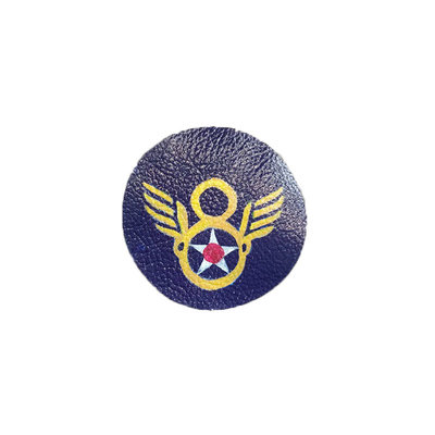 PATCH 8TH AIRFORCE MISSION BELLE