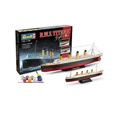 RMS TITANIC 1:700 1:1200