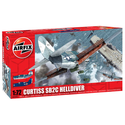 CURTISS SB2C HELLDIVER 1:72