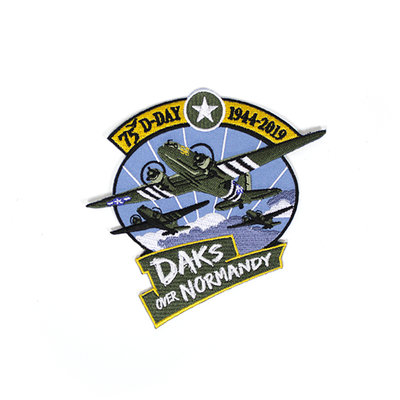 DAKS OVER NORMANDY PATCH