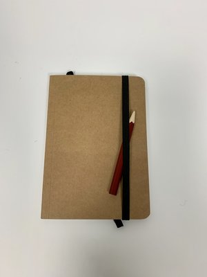 Notitieboekje zonder print