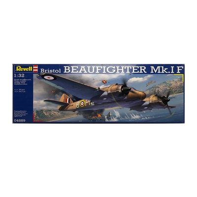 BRISTOL BEAUFIGHTER MK.IF 1:32