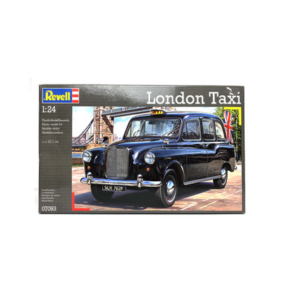 LONDON TAXI 1:24