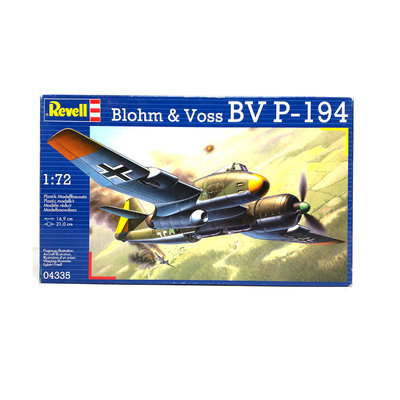 BLOHM & VOSS BV P-194 1:72