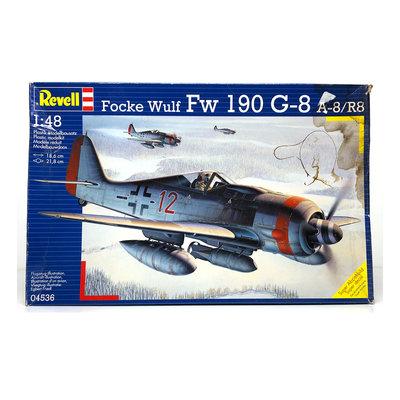 FOCKE WULF FW 190 G-8 A-8/R8 1:48