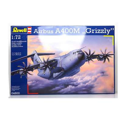 AIRBUS A400M GRIZZLY 1:72