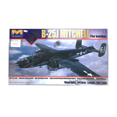 B-25J MITCHELL 1:32