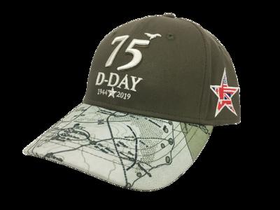 75TH D-DAY CAP