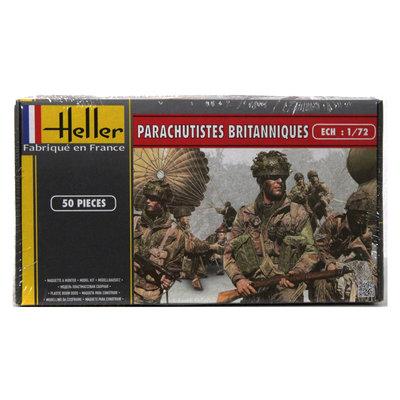 parachutistus britanniques