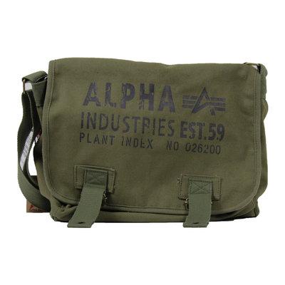 GREEN BAG ALPHA INDUSTRIES