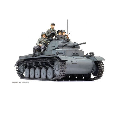 TANK Pz.Kpfw II Ausf. B 75025