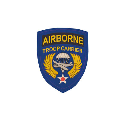 STICKER AIRBORNE TROOP CARRIER