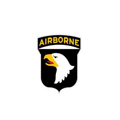 STICKER 101ST AIRBORNE