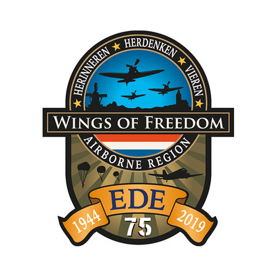 WINGS OF FREEDOM STICKER PATCH