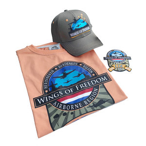 WINGS OF FREEDOM SET T-SHIRT