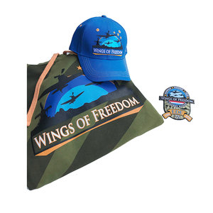 WINGS OF FREEDOM SET HOODIE