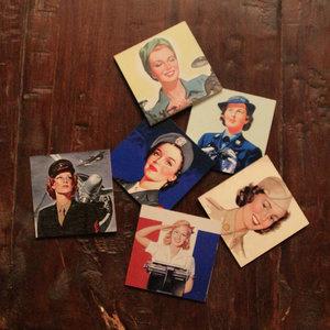 ONDERZETTERS WOMEN WW2