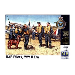 RAF PILOTS WWII ERA