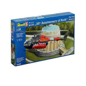 BO105 35th ANNIVERSARY OF ROTH fly-out version 1:32