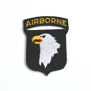 101ST AIRBORNE PATCH type 8
