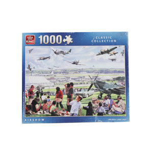 puzzel airshow