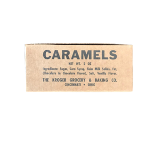 CARAMELS CANDY