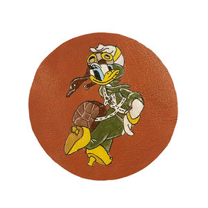 WASP DAISY DUCK PATCH